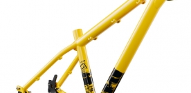 Special Edition Coloured Evil hardtail frame