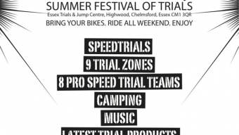 Radfest Bike Trials Festival 2011
