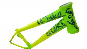 NS Bikes 2012 Lemon and Lime product line
