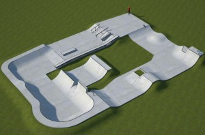 SKATEPARK 300x198 Building a Skate park