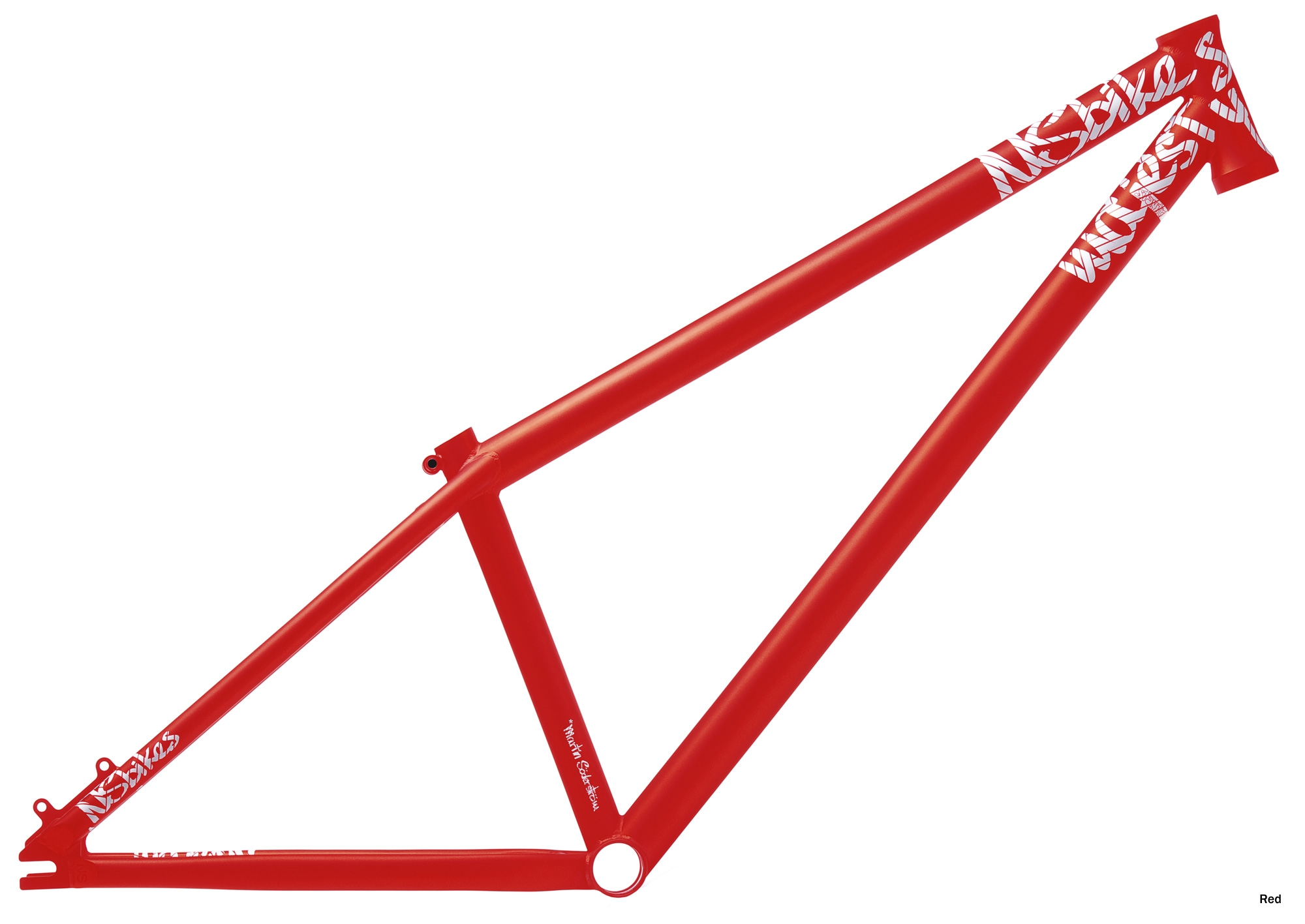 Top 10 Street bike frames 2011   24\