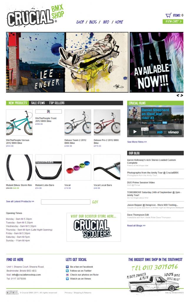 Crucial BMX Crucial BMX Shop in Bristol 01173079096 645x1024 CrucialBMX