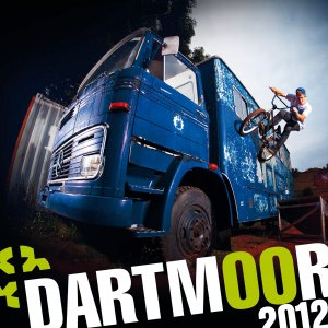 cat cover Dartmoor Bikes 2012 Catalogue