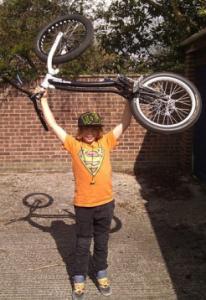 matty 206x300 Matty Turner rides for trials addict