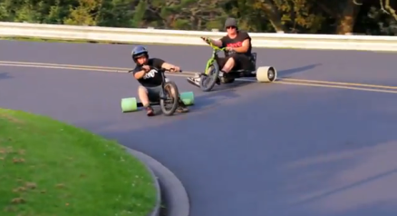 Have You Heard Of Drift Trikes Drift Trikes Are The Latest Craze