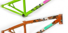 black market bike frames